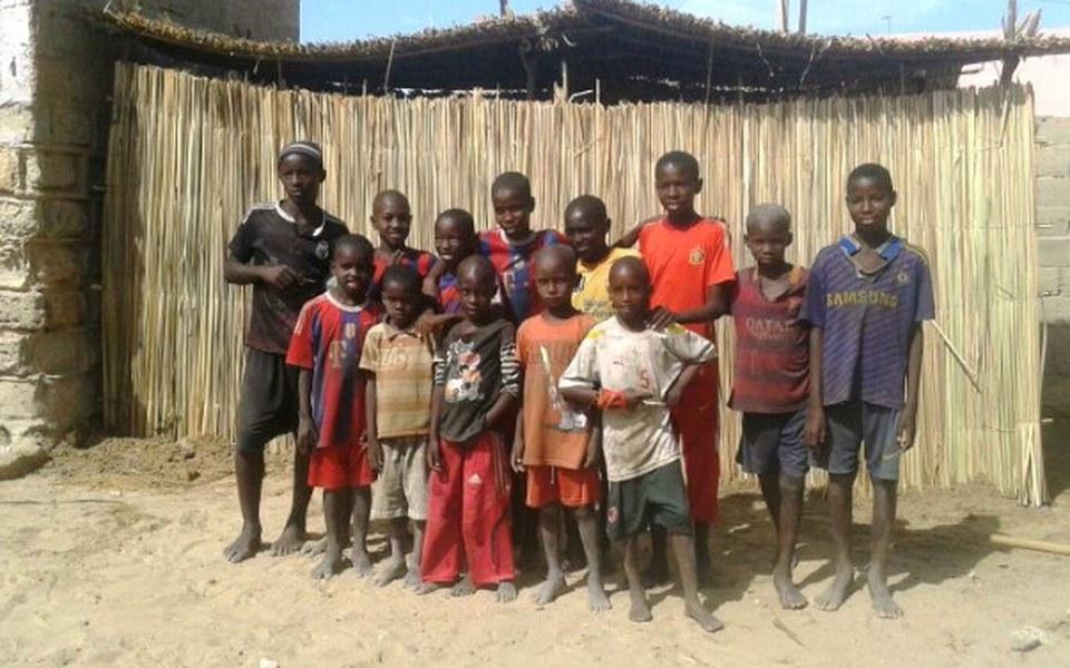 Zbiórka Szczęście dzieci z Saint-Louis - zdjęcie główne