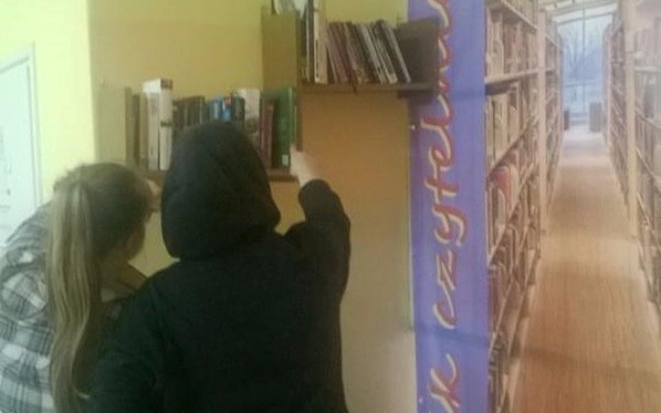 Zbiórka Książki do Kącika Czytelniczego - zdjęcie główne