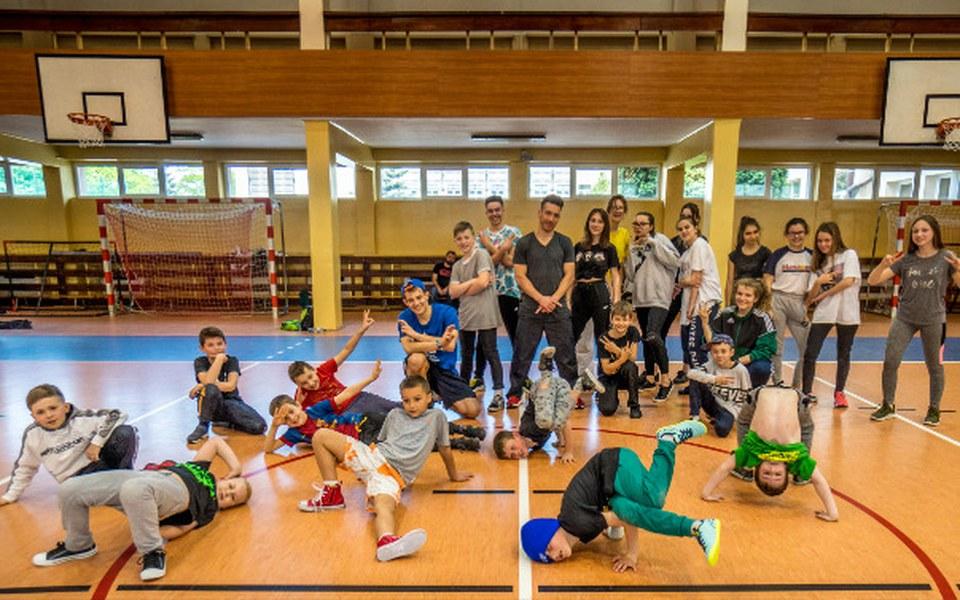 Zbiórka Rozwój kultury Hip Hop- Rzeszów - zdjęcie główne