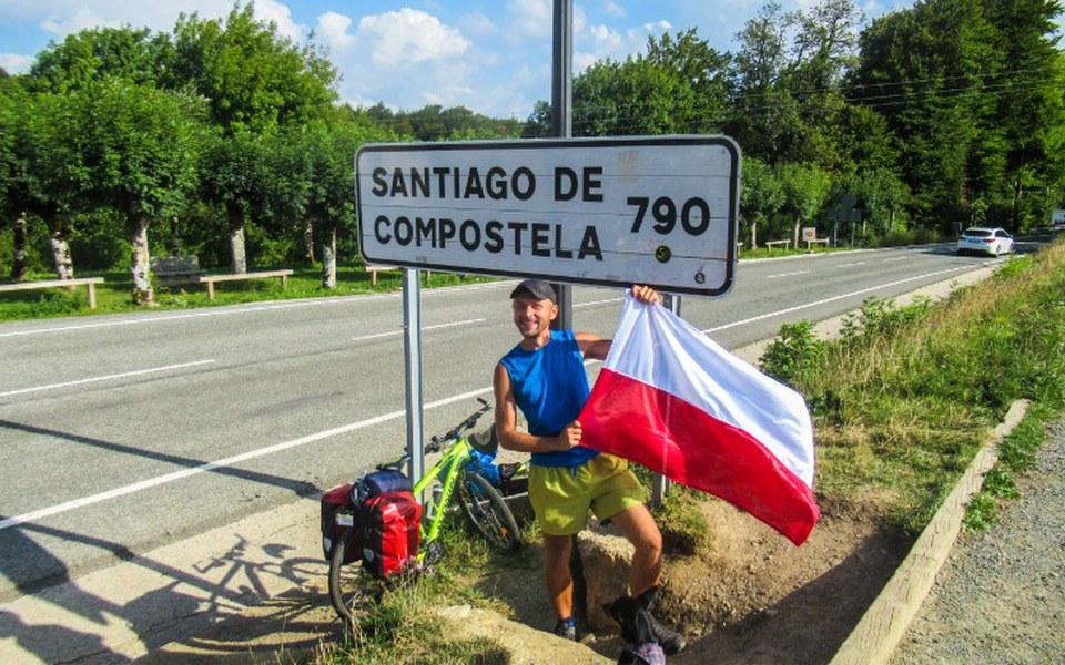 Zbiórka 3 000 km pieszo dla hospicjum - zdjęcie główne