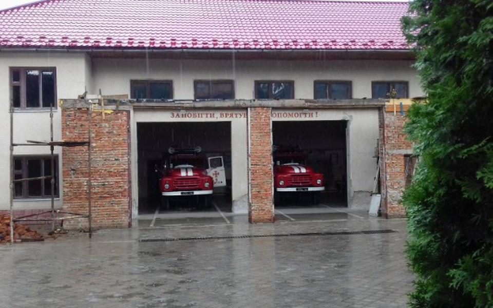 Zbiórka Remont budynku SP w Czortkowie - zdjęcie główne