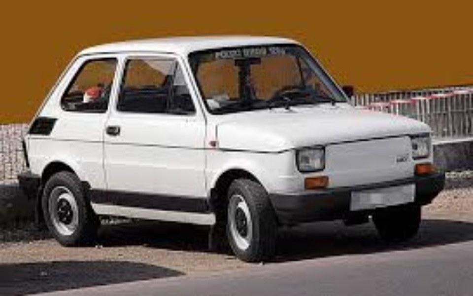 Zbiórka Fiat 126p - Projekt marzenie - zdjęcie główne