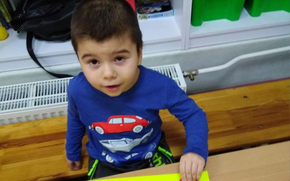 Zbiórka Na leczenie 4 letniego dziecka - zdjęcie główne