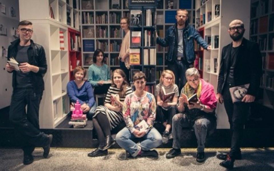 Zbiórka Zatrzymaj się w księgarni - zdjęcie główne