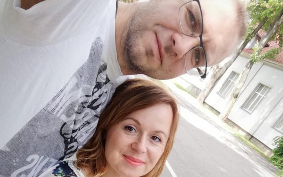 Zbiórka Pomoc dla mojej kochanej żony - zdjęcie główne