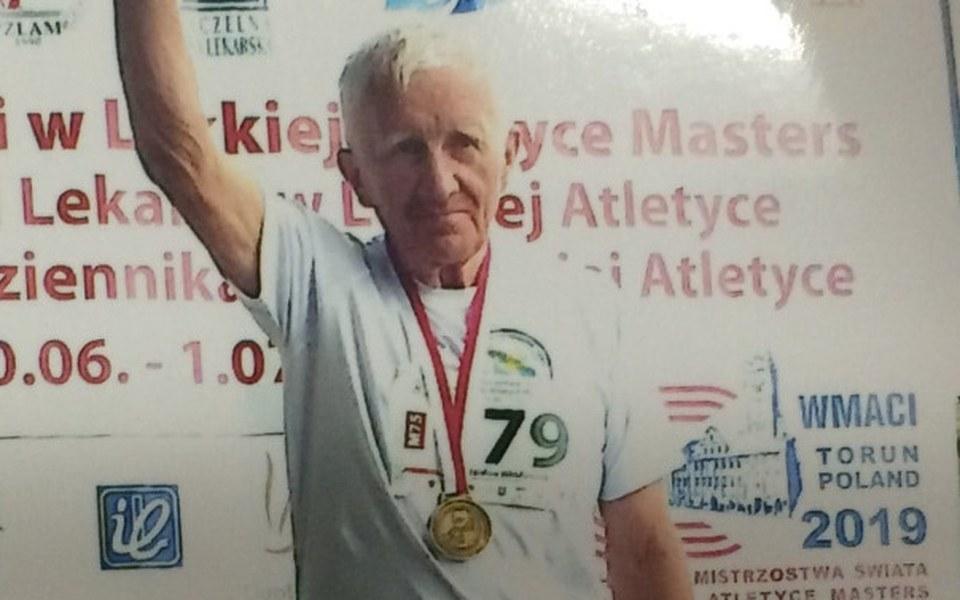 Zbiórka Zdzisław Włodarczyk Masters - zdjęcie główne