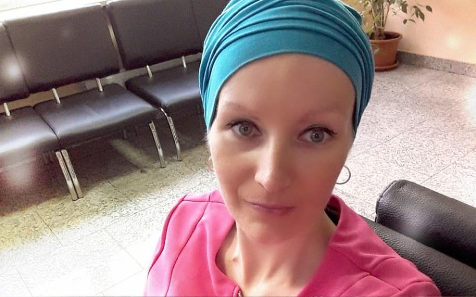 Zbiórka Pomóż mi, wygrać z rakiem - zdjęcie główne