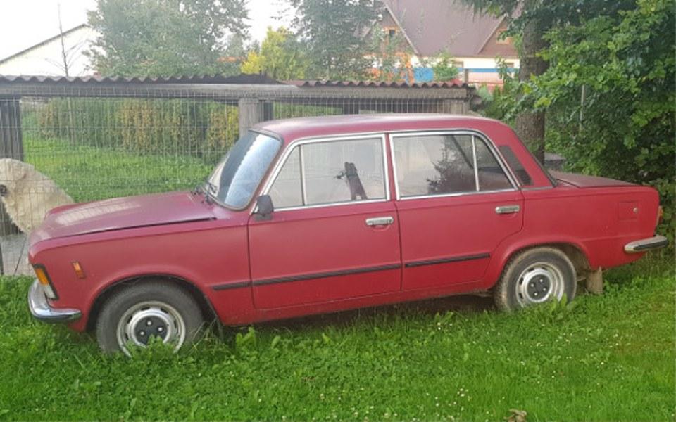 Zbiórka Renowacja Fiata po Dziadku- 125p - zdjęcie główne