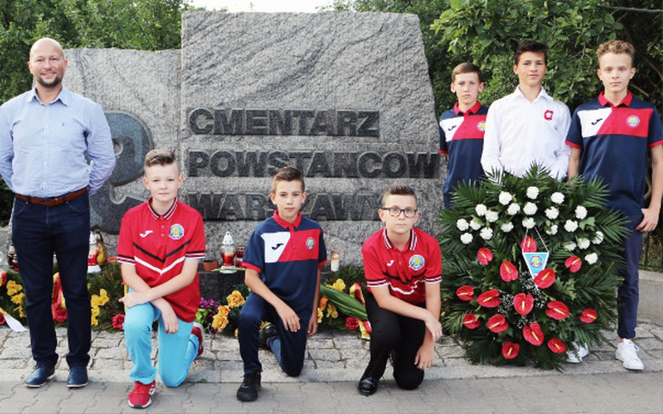 Zbiórka Młodzi piłkarze dla bohaterów - zdjęcie główne