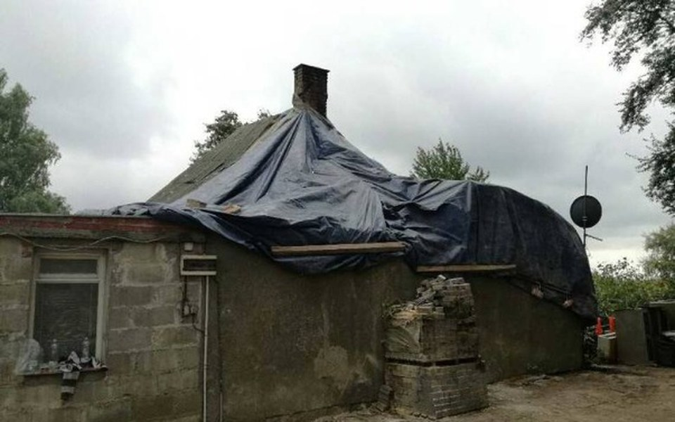 Zbiórka Wymarzony domek. - zdjęcie główne