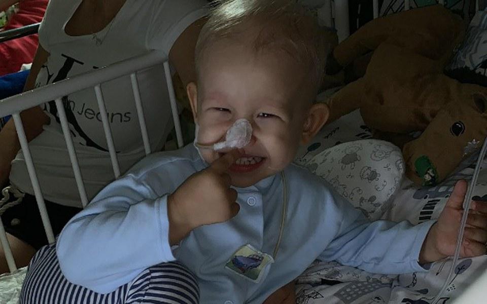 Zbiórka Dawidek kontra Neuroblastoma - zdjęcie główne