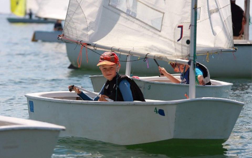 Zbiórka Marzenie małego żeglarza - zdjęcie główne