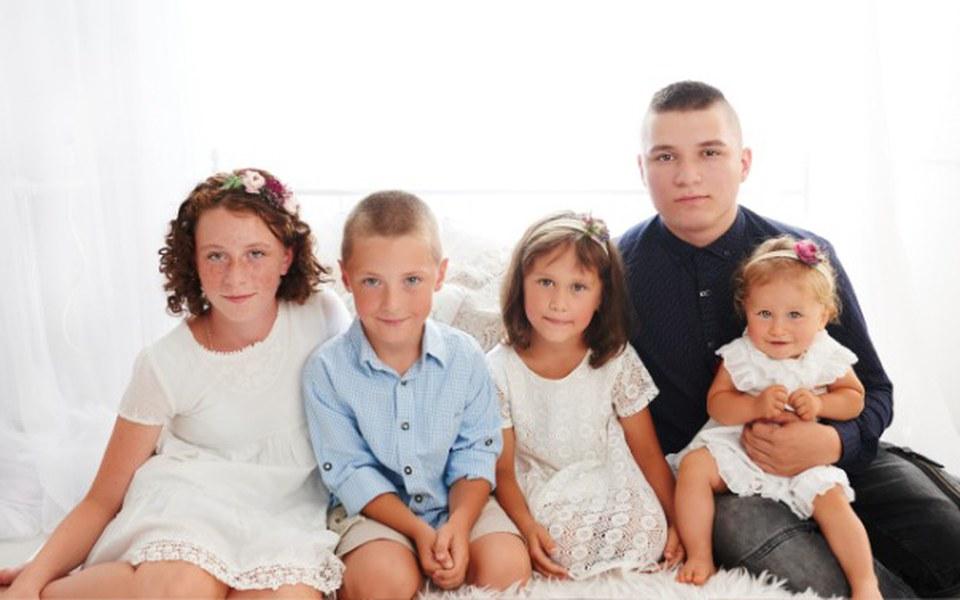 Zbiórka Dla dzieci by się uśmiechnęły - zdjęcie główne