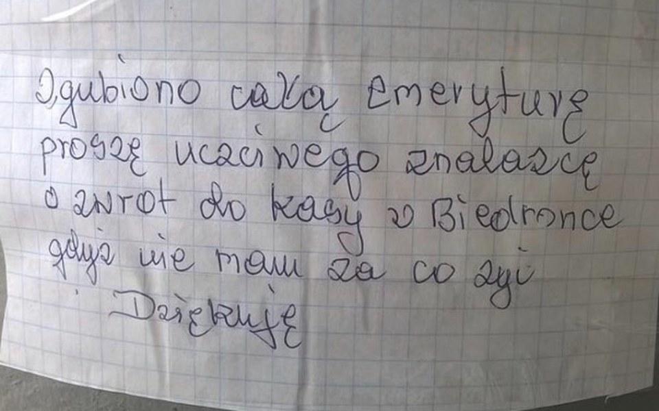 Zbiórka Zbiórka dla Pana Henryka Gdańsk - zdjęcie główne