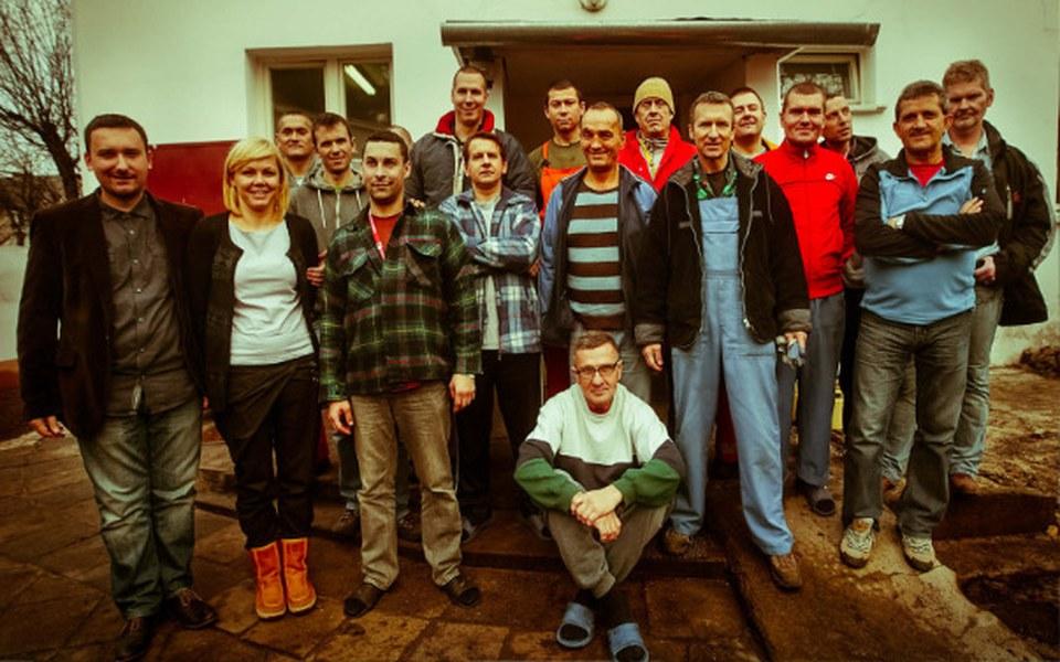 Zbiórka Otwieramy Spółdzielnię Socjalną! - zdjęcie główne