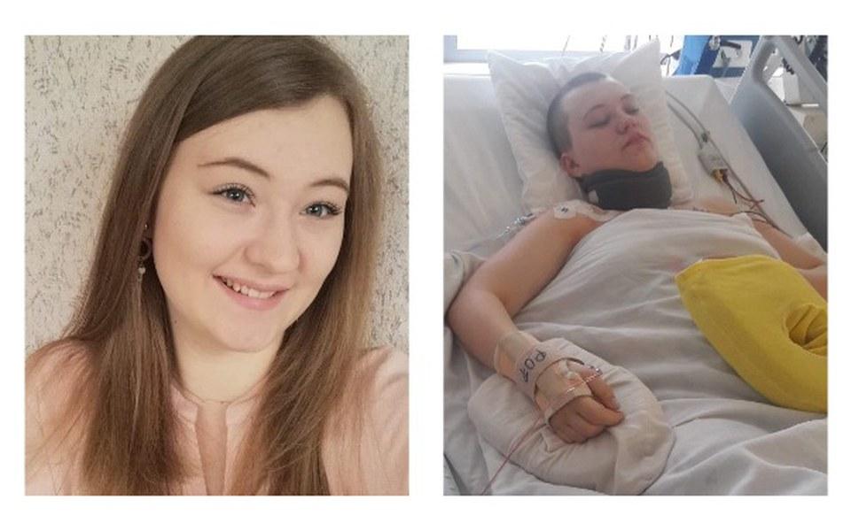Zbiórka Rehabilitacja i leczenie Anity - zdjęcie główne