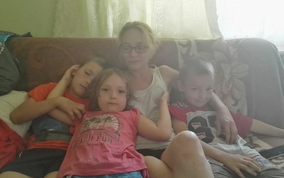 Zbiórka Dla trójki dzieci - zdjęcie główne