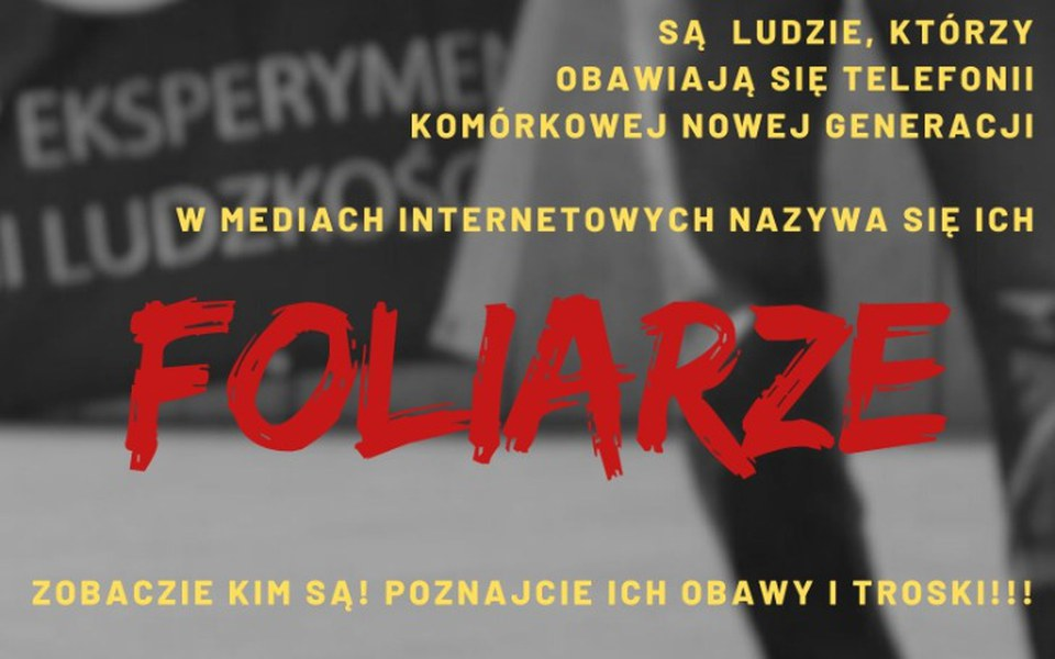 Zbiórka FOLIARZE - film dokumentalny - zdjęcie główne