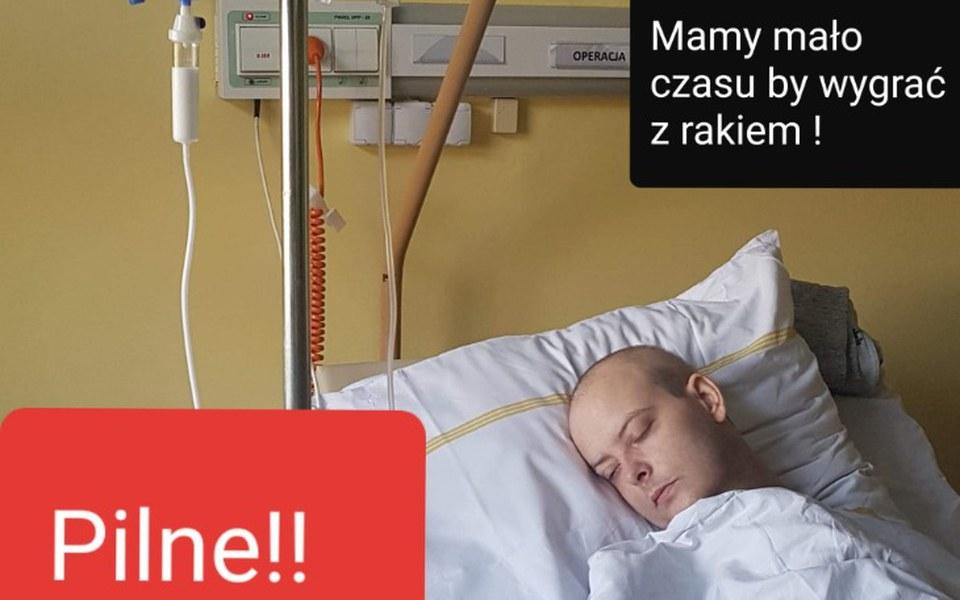 Zbiórka Pomocy Mój Syn walczy z rakiem - zdjęcie główne