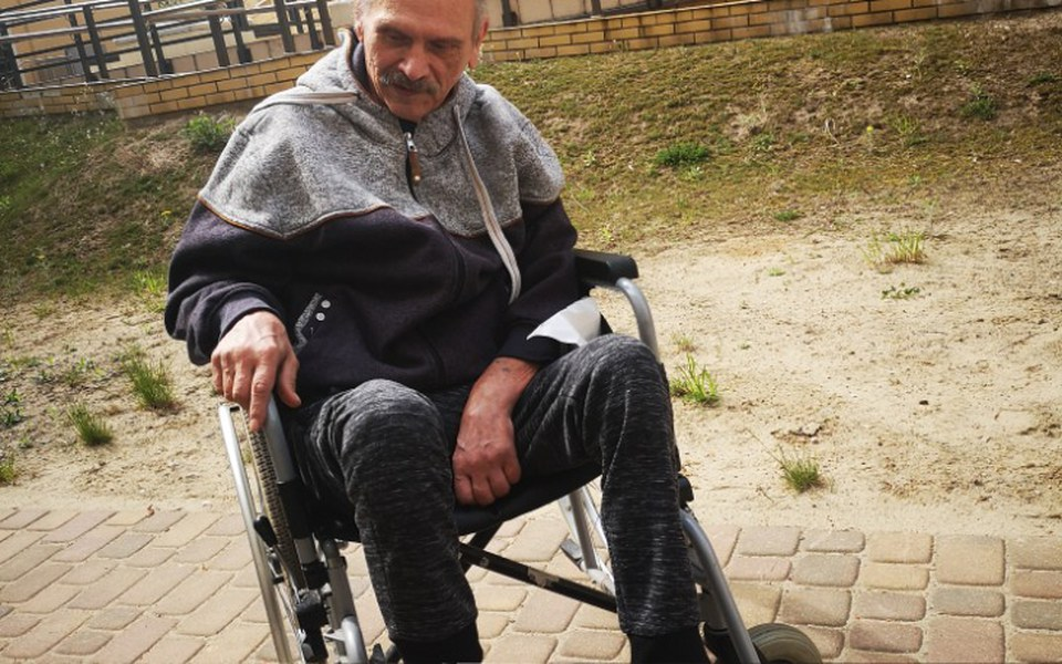 Zbiórka Pokrycie kosztów rehabilitacji. - zdjęcie główne