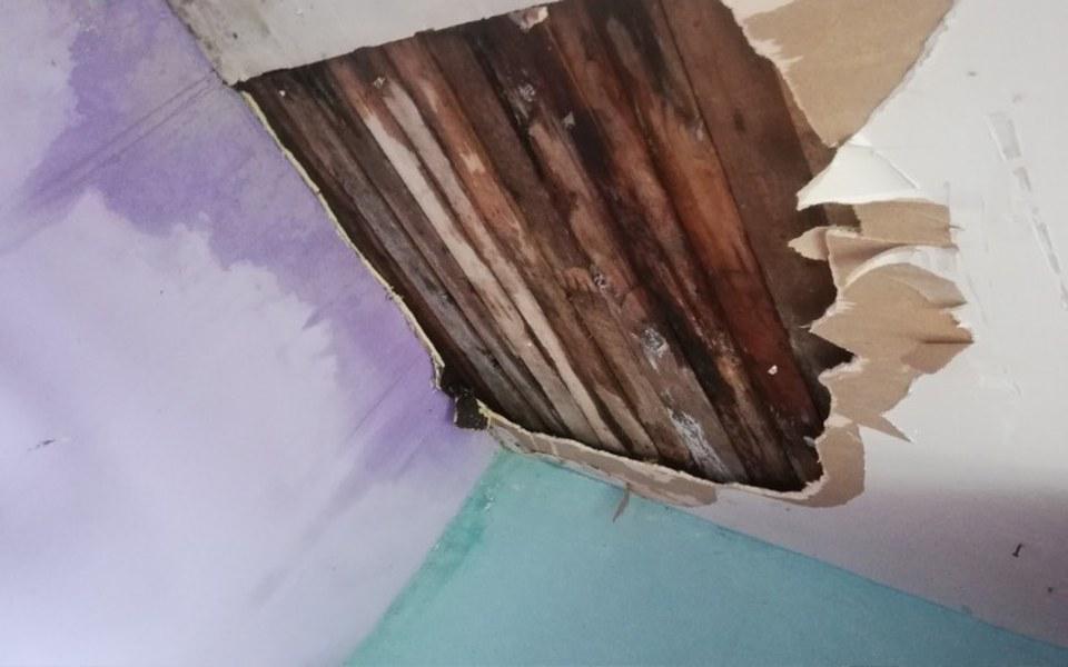 Zbiórka Remont dachu i sufitu - zdjęcie główne