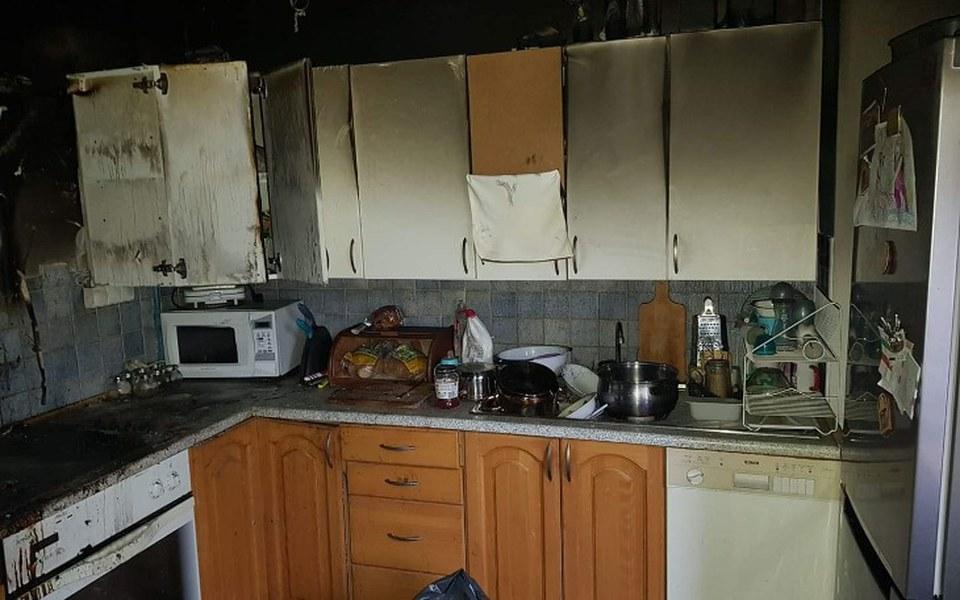 Zbiórka Remont kuchni po pożarze - zdjęcie główne