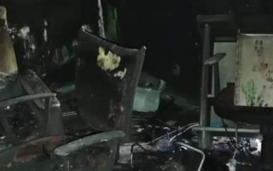 Zbiórka Rodzina która spłonęła w pożarze - zdjęcie główne