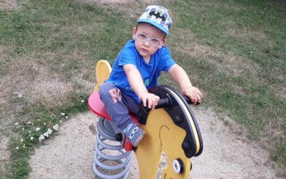 Zbiórka Autyzm-pomoc dla Adrianka - zdjęcie główne