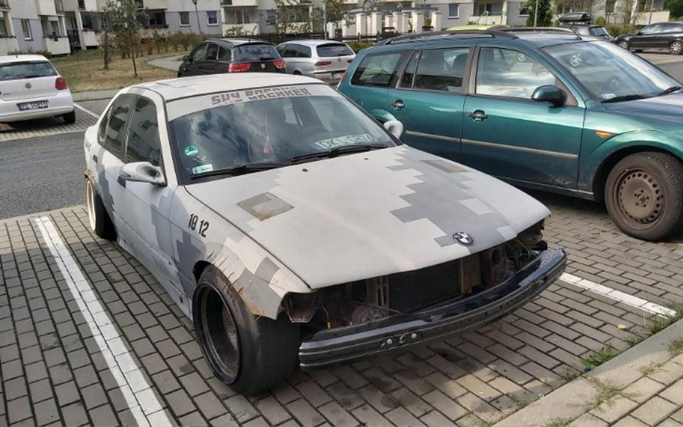 Zbiórka Ratujemy messerschmitta BMW E36 - zdjęcie główne