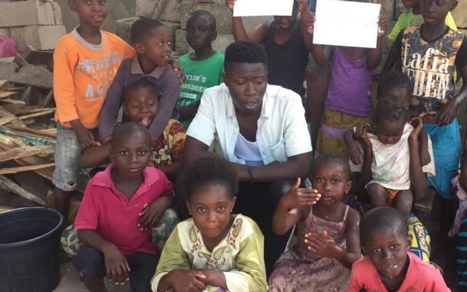 Zbiórka Dla rodziny z Afryki - zdjęcie główne