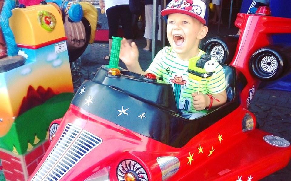 Zbiórka Pomoc dla chłopca choroba Autyzm - zdjęcie główne
