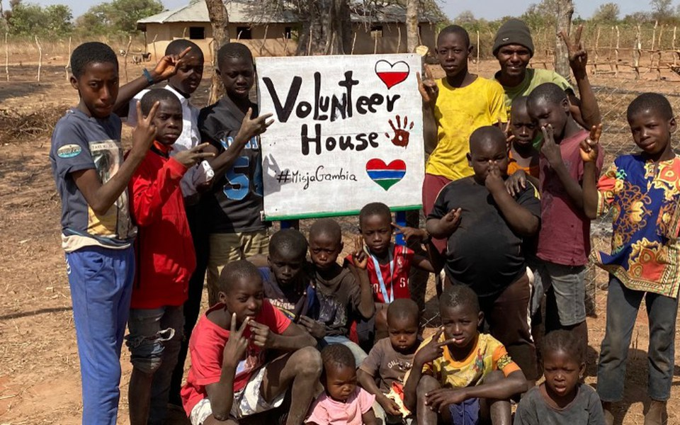 Zbiórka Gambijski Dom Wolontariusza - zdjęcie główne