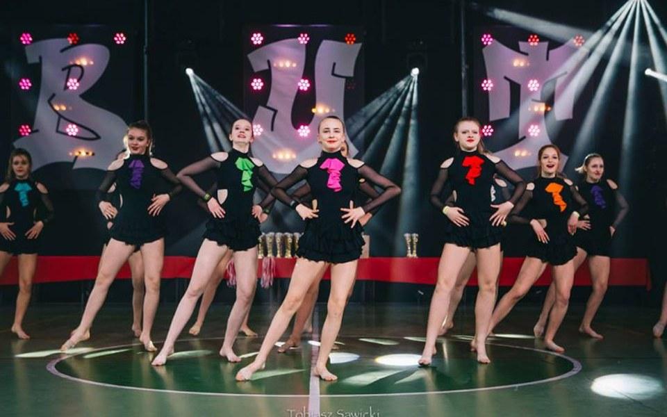 Zbiórka na sezon taneczny - zdjęcie główne