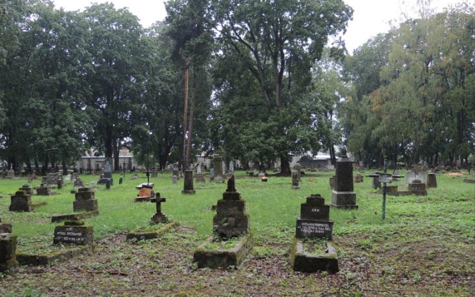 Zbiórka Cmentarz katolicki w Lidzie - zdjęcie główne
