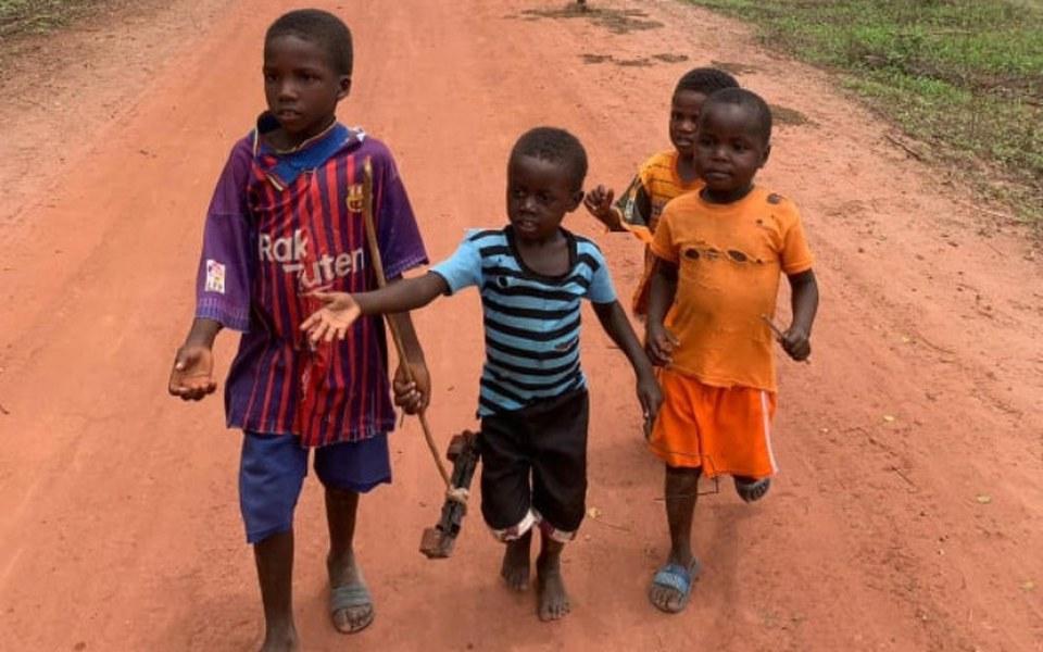 Zbiórka Na kontener dla dzieci Afryki - zdjęcie główne