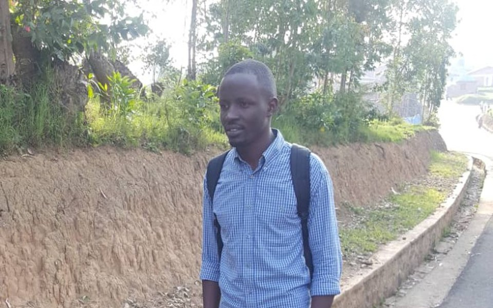Zbiórka Stypendium dla Janviera zRwandy - zdjęcie główne