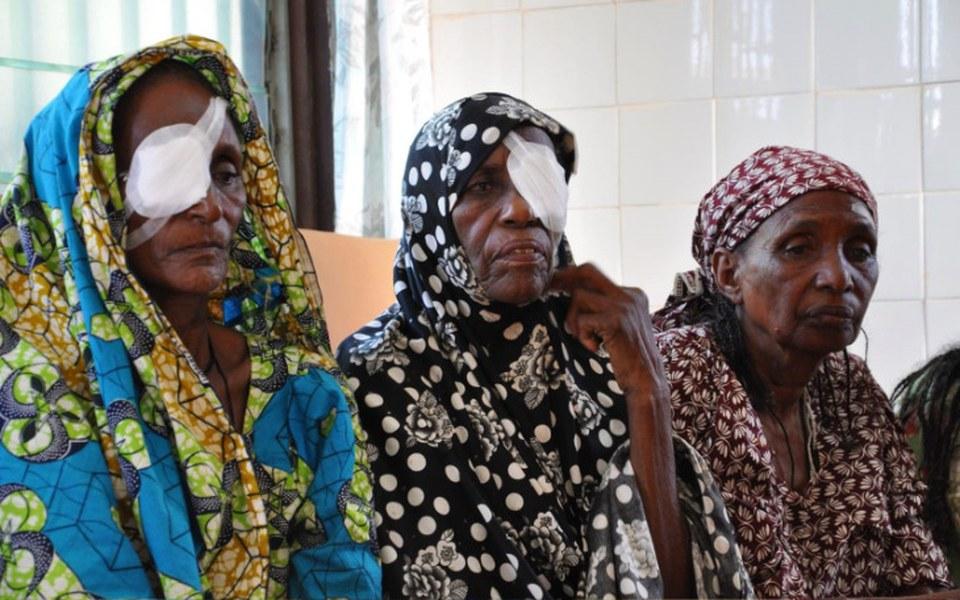 Zbiórka Oczy Afryki - zdjęcie główne